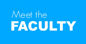 Meet the Faculty